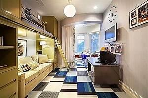 Teenage boys rooms inspiration 29 brilliant ideas for Bedroom ideas for teenage guys 2
