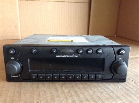 land rover radio cd navigation stereo discovery