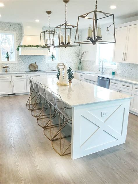 Permalink to Modern Farmhouse Kitchen Island