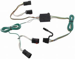 Custom Fit Vehicle Wiring By Tow Ready For 1999 Durango