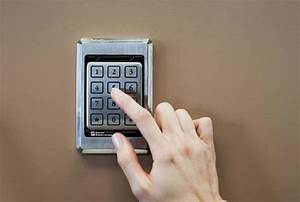 Keyless Entry Systems  U2013 Are They Right For Your Facility