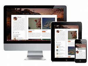 pinotes responsive blogger template for writers by With free blogger templates for writers