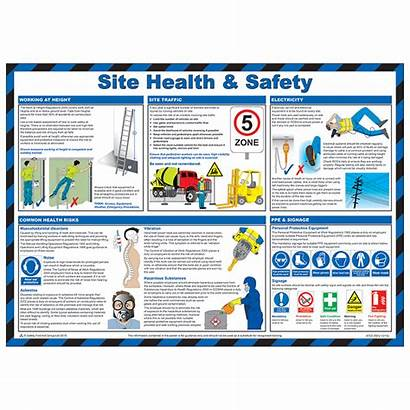 Safety Poster Health Site