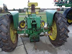 1961 John Deere 3010 Tractors - Row Crop   100hp