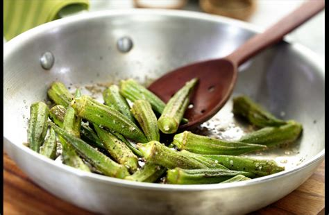 what does it to saute quick okra saut 233 recipe relish