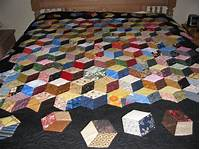 tumbling blocks quilt 1000+ ideas about Tumbling Blocks on Pinterest | Quilting ...
