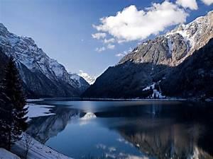 Winter Mountain Desktop Backgrounds (30 Wallpapers ...