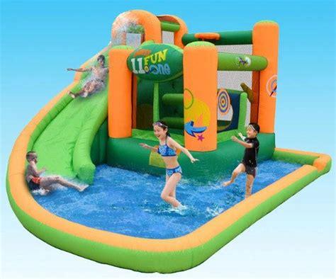 piscine gonflable avec siege piscine gonflable photos et images arts et voyages