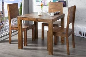 Table a manger en bois for Table salle a manger en bois