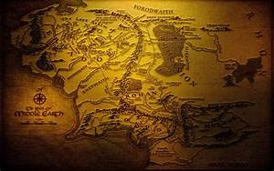 map, , middle, earth, , the, lord, of, the, rings, wallpapers, hd