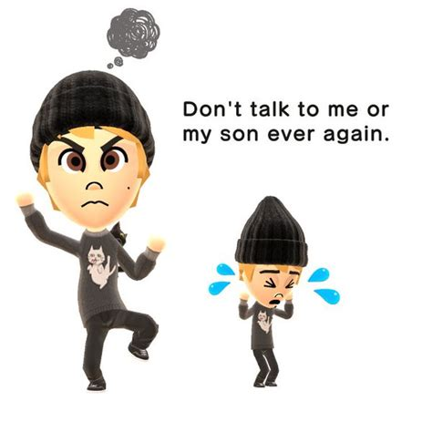 Miitomo Memes - the internet reacts to miitomo nintendo s first mobile app