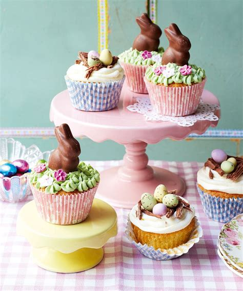 Ideas For Easter Cupcakes by Easter Cupcakes Recipe Easter Easter Cupcakes