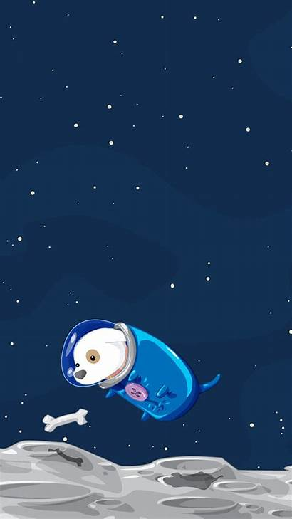 Astronaut Iphone Background Dog Funny Wiki Space