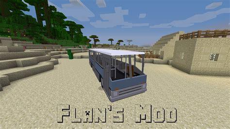 Bus Multifonctions Dans Flan's Mod ?