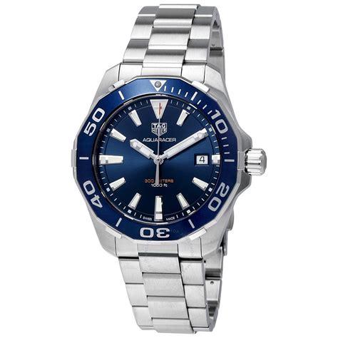 Tag Heuer Aquaracer Blue Dial Men 39 S Watch Way111c Ba0928