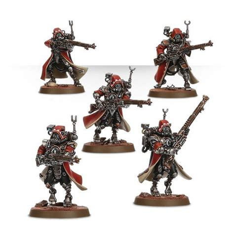 Adeptus Mechanicus Skitarii Rangers (With images) | Games ...