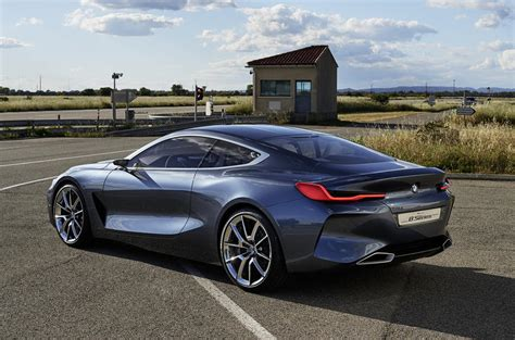 New BMW 8 Series Set to Return in 2018 | Autocar