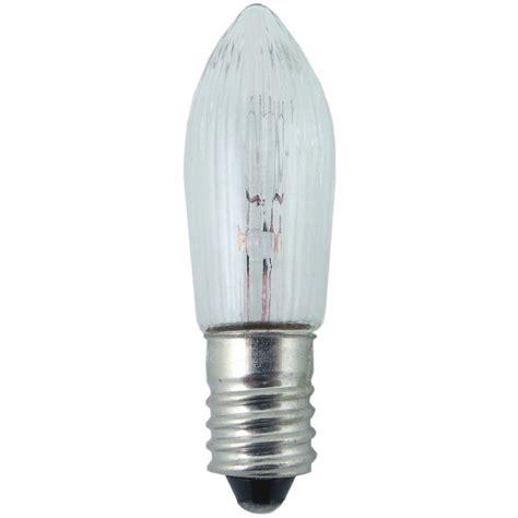 c2 34v 3w e10 christmas arch candle bulb