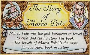 Marco Polo facts for kids - Ency123