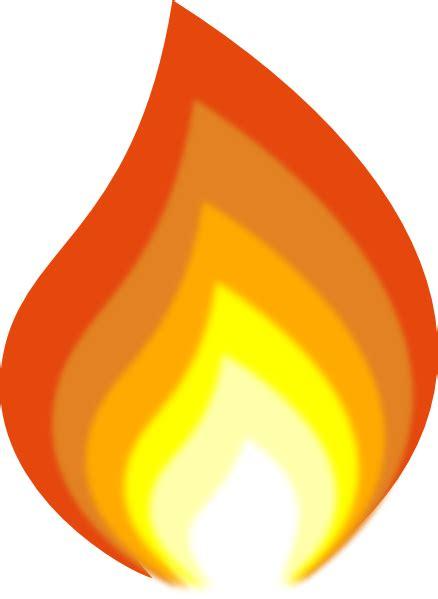 Holy Spirit Flame Clip Art