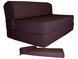 sleeper chair folding foam bed brown sleeper chair folding foam bed sized 6 7977