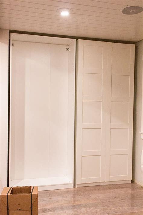 Ikea Pantry Closet by Kitchen Chronicles An Ikea Pax Pantry Part 1 Kitchen