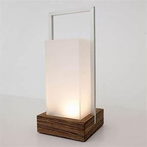 Lampe De Table Rechargeable : lampe de table sans fil rechargeable design de maison design de maison ~ Teatrodelosmanantiales.com Idées de Décoration