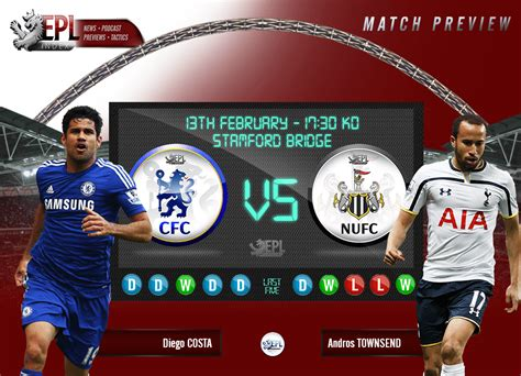 Chelsea vs Newcastle United Preview | Team News, Stats ...