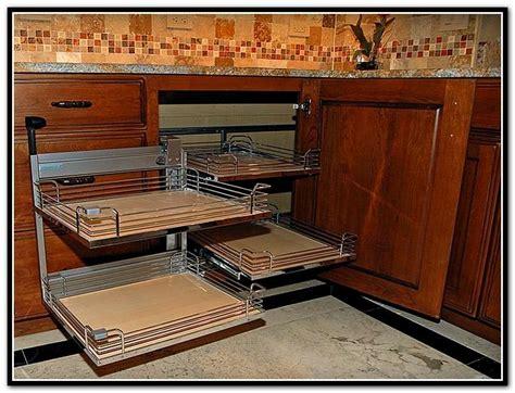 kitchen cabinet blind corner pull  shelves pull  shelves  blind corner kitchen