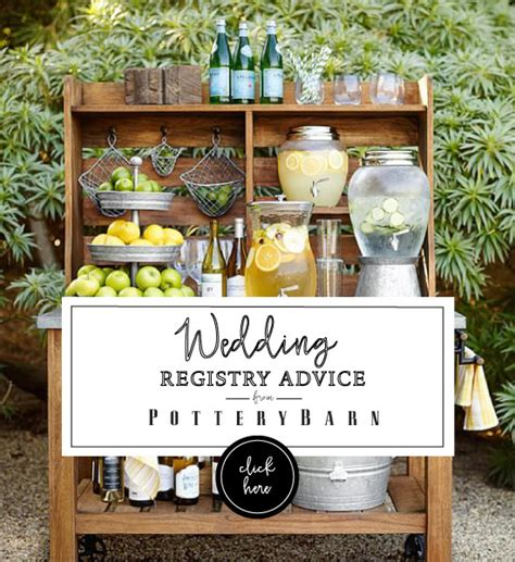 pottery barn gift registry pottery barn wedding registry image collections wedding