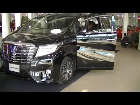 Toyota Alphard Backgrounds by At Last Appeared From Toyota New Alphard And New Vellfire