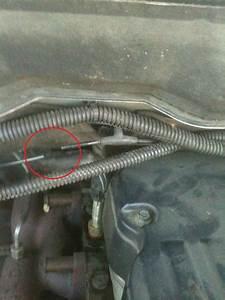 Broken Vacuum Hose - Dodge Diesel