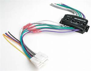 Scosche Cgm02 Wiring Interface Allows You To Connect A New