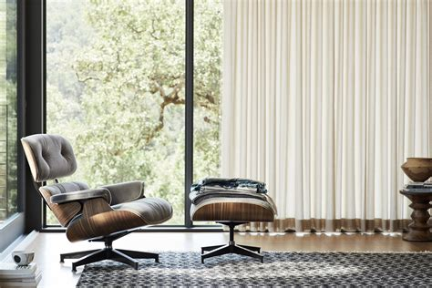Ottoman Lounge Chair by Eames 174 Lounge Chair And Ottoman Herman Miller