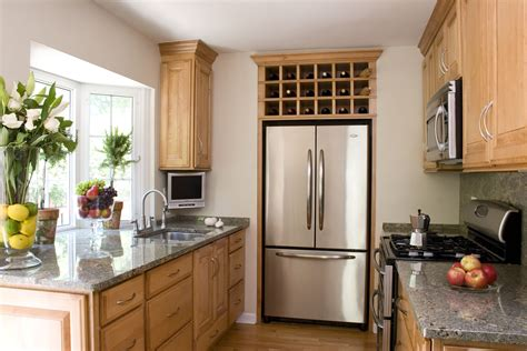 kitchen idea a small house tour smart small kitchen design ideas