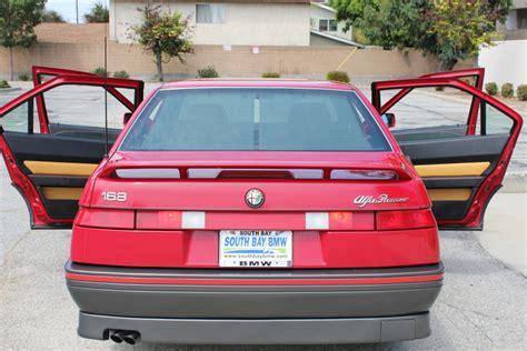 Classic Italian Cars For Sale » Blog Archive » 1991 Alfa