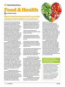 Food and Health Archive - Consumers' Association of Ireland