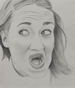 Miranda Sings Drawings