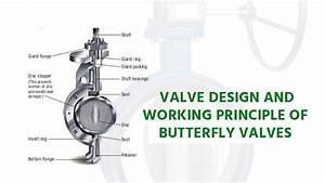 Valve Design And Working Principle Of Butterfly Valve