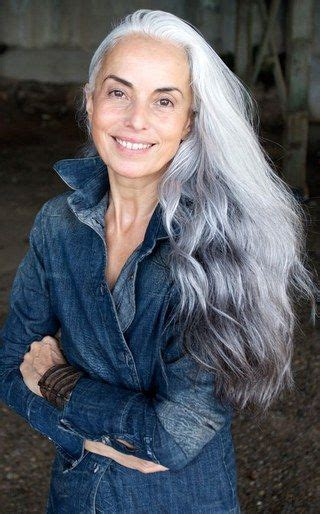 grey    black  frisuren fuer graue haare hair