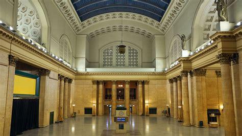 chicago il union station chi amtrak