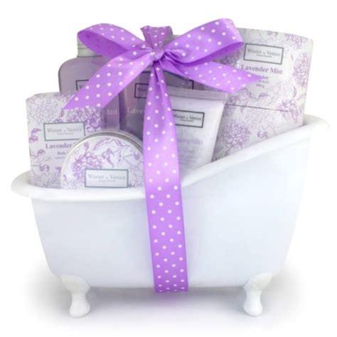 Bath Tub Set by Lavender Mist Bath Tub Gift Set