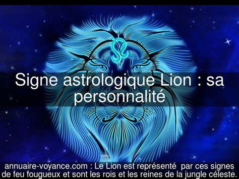 Signe astrologique Lion : sa personnalité