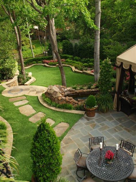 Jardin Avec Gravier Blanc #27  Cr233er Le Plus Beau