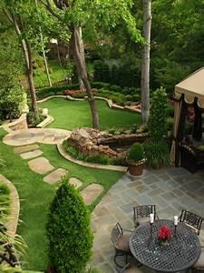 Deco de jardin avec caillou 3 vert jardin avec gravier for Jardin avec gravier blanc