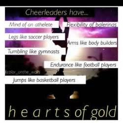 inspirational quotes for cheerleading teams quotesgram