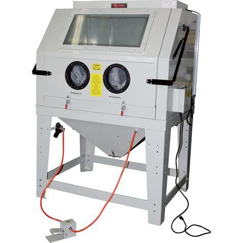 sand blast cabinet allsource abrasive blast cabinet 46in model