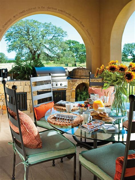 Best Patio Decor by 55 Patio Bars Outdoor Dining Rooms Hgtv