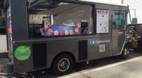 SALE PRICE CUSTOM SMOOTHIE/FOOD TRUCK FOR SALE   CHEV