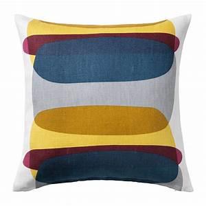 Coussin Jaune Ikea : malin figur housse de coussin ikea ~ Preciouscoupons.com Idées de Décoration